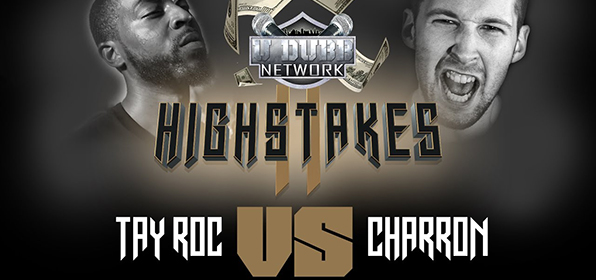 TAY ROC VS CHARRON