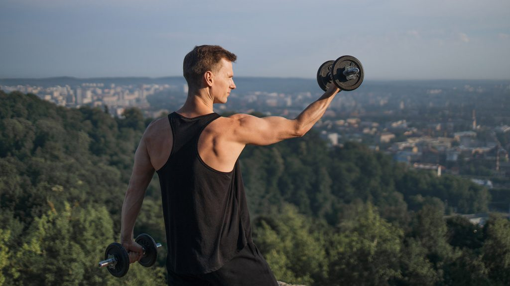 bicep workout routine for mass