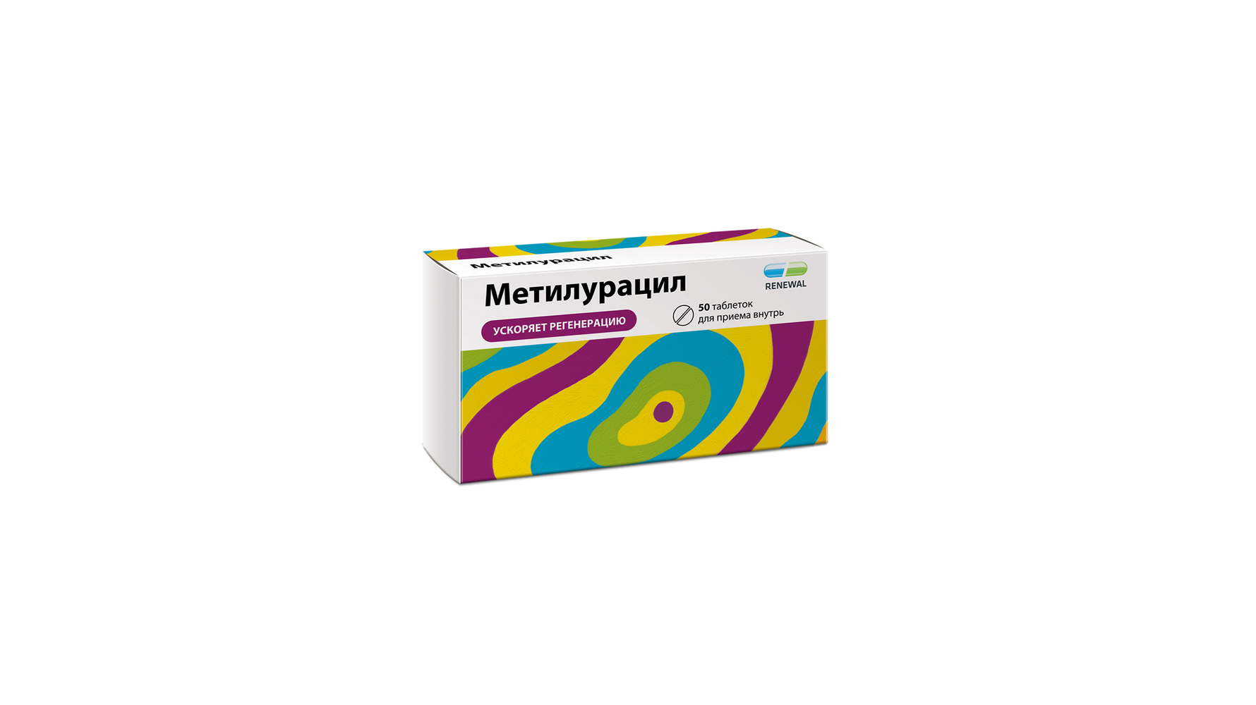 methyluracil non-steroid supplement