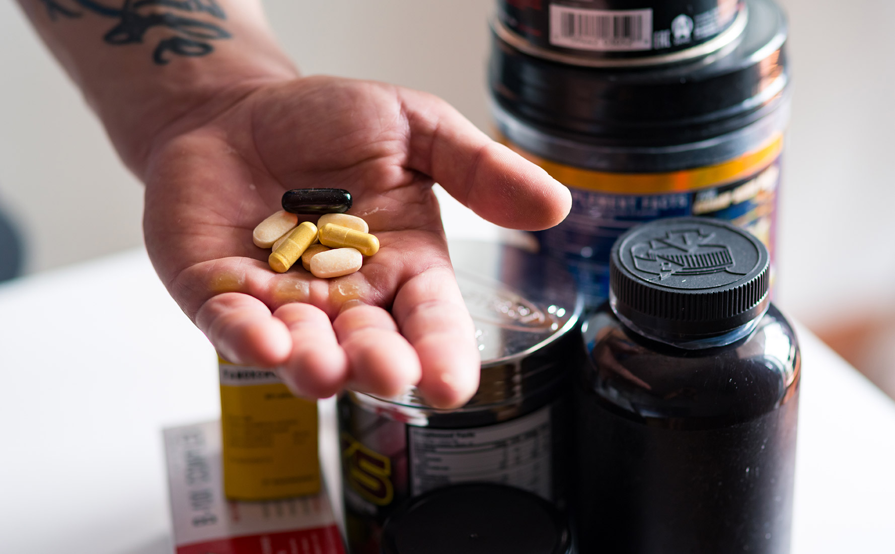 top non-steroid supplements
