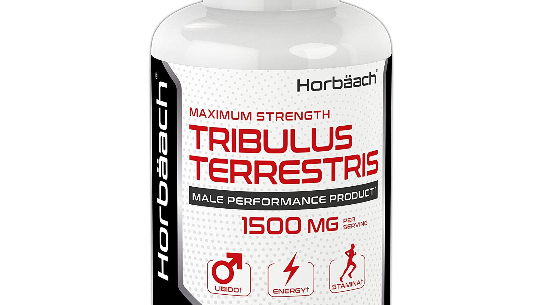 tribulus terrestris non-steroid supplement